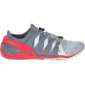 Merrell Trail Glove 5 3D - Calzado Hombre - gris/rojo